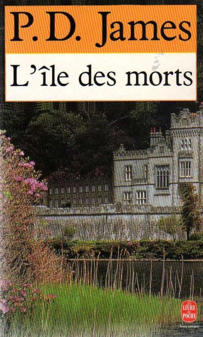 L'île des morts de P.D. James