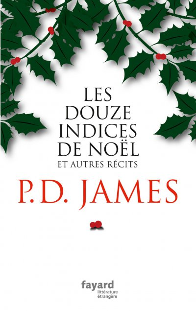 Les douze indices de Noël de P.D. James