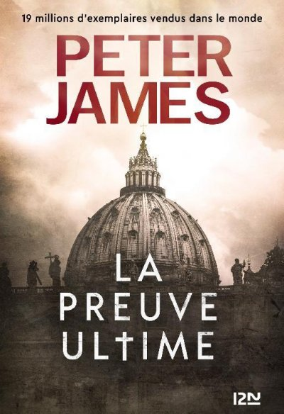 La preuve ultime de Peter James