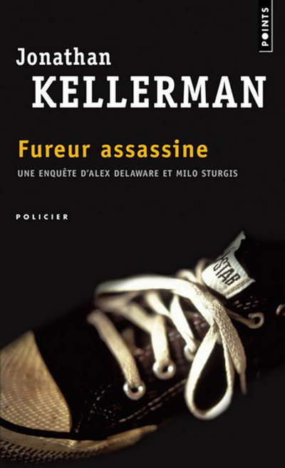 Fureur assassine de Jonathan Kellerman