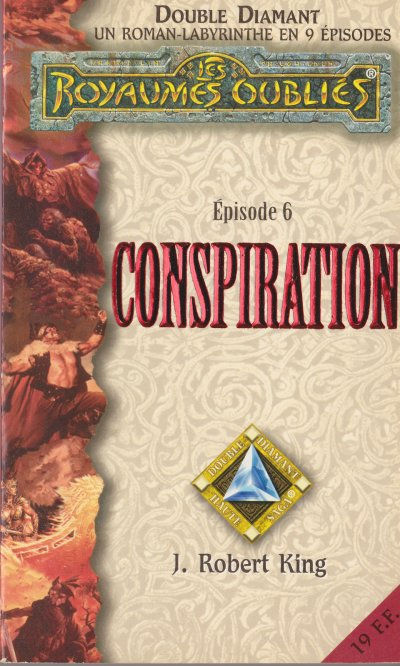 Conspiration de J. Robert King