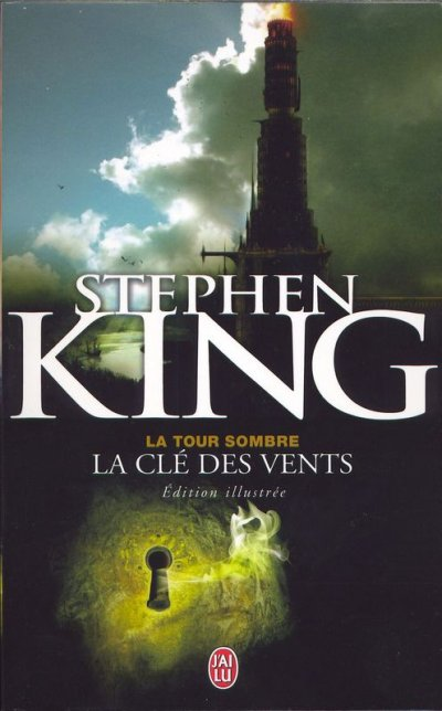 La clé des vents de Stephen King
