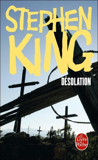 Désolation de Stephen King