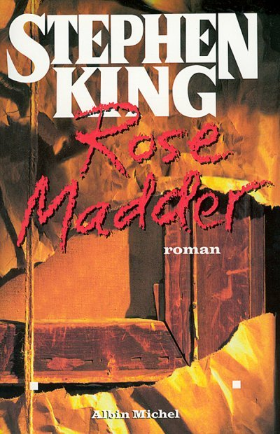 Rose Madder de Stephen King