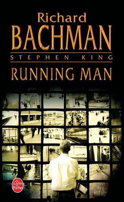 Running man de Stephen King