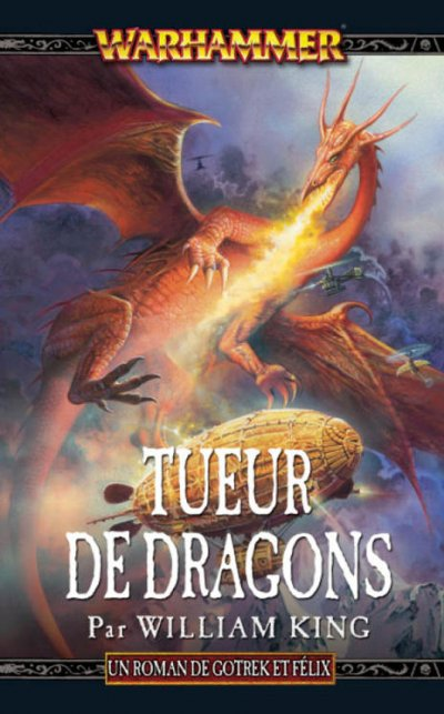 Tueur de Dragons de William King
