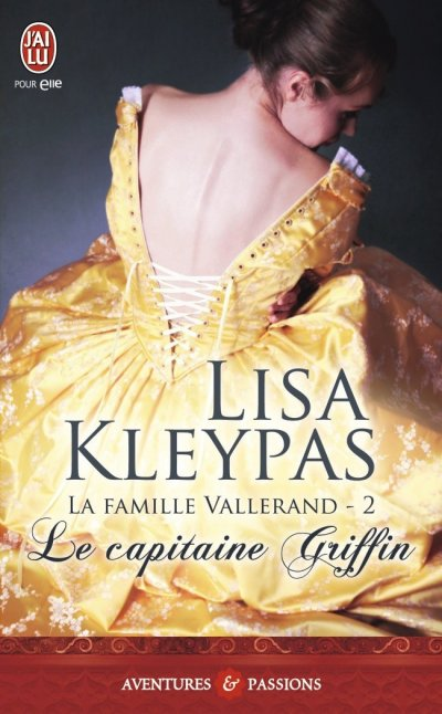 Le capitaine Griffin de Lisa Kleypas