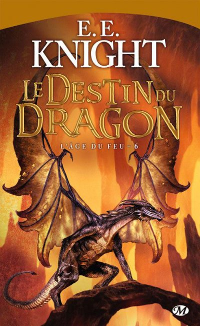 Le Destin du dragon de E.E. Knight