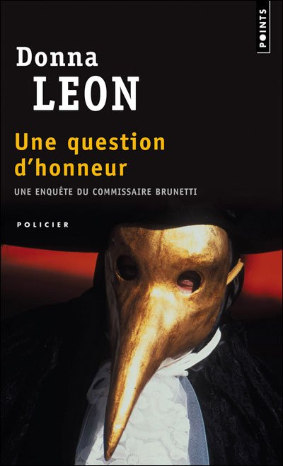 Une question d'honneur de Donna Leon