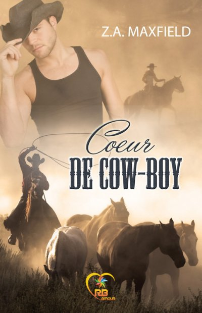 Coeur de cow-boy de Z.A. Maxfield