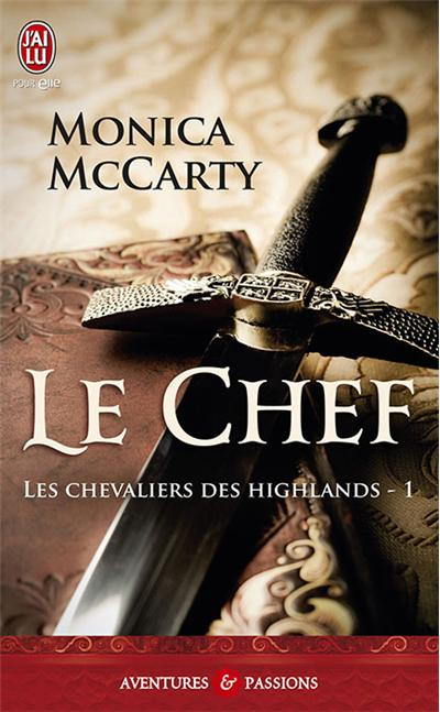 Le chef de Monica McCarty