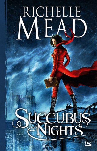 Succubus Nights de Richelle Mead