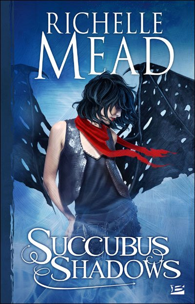 Succubus Shadows de Richelle Mead