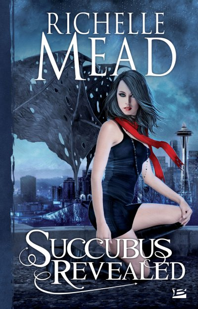 Succubus Revealed de Richelle Mead