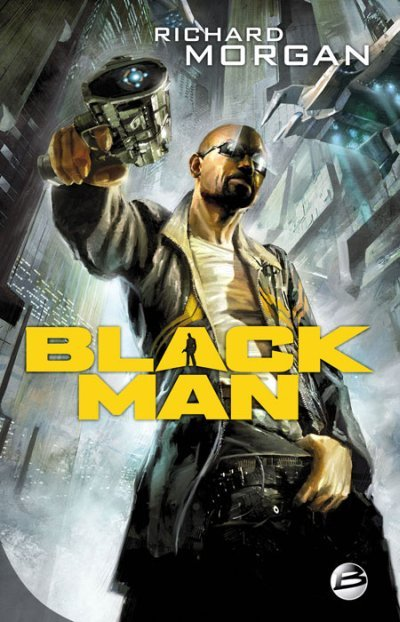 Black Man de Richard Morgan