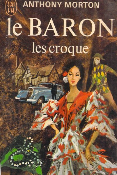 Le Baron les croque de Anthony Morton