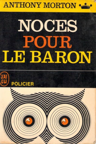 Noces pour le Baron de Anthony Morton