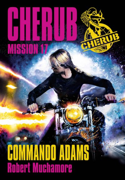 Commando Adams de Robert Muchamore
