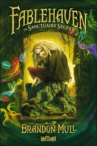 Le Sanctuaire Secret de Brandon Mull