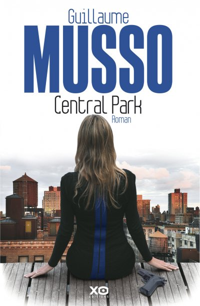 Central Park de Guillaume Musso