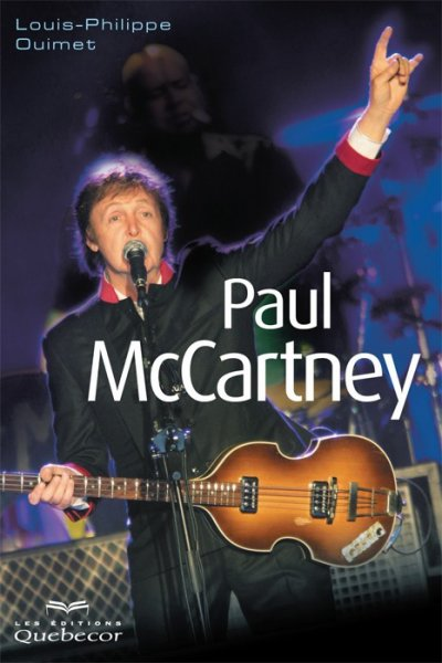 Paul McCartney de Louis-Philippe Ouimet