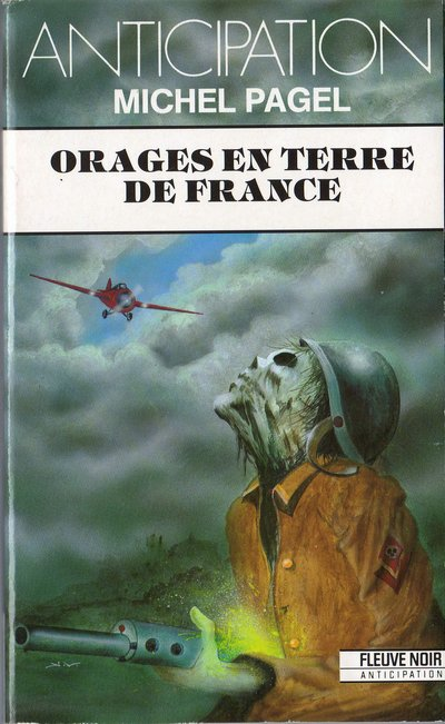 Orages en terre de France de Michel Pagel