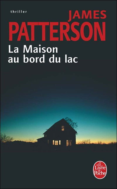 La Maison au bord du lac de James Patterson