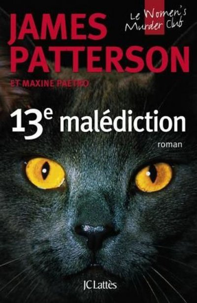 13e malédiction de James Patterson