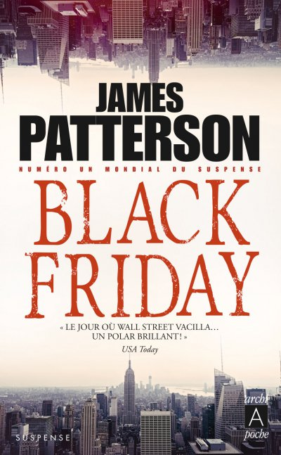 Black Friday de James Patterson