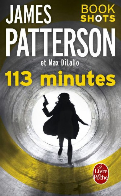 113 minutes de James Patterson