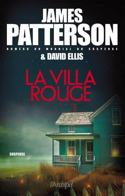 La villa rouge de James Patterson
