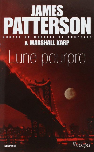 Lune pourpre de James Patterson