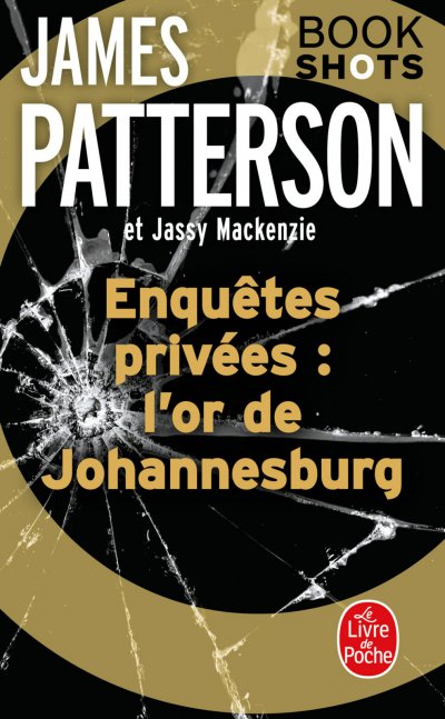 L'or de Johannesburg de James Patterson