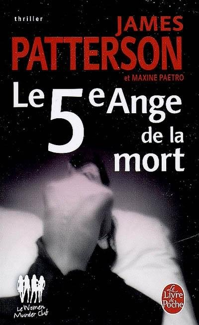 5e ange de la mort de James Patterson