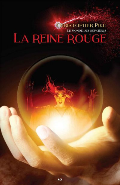 La reine rouge de Christopher Pike