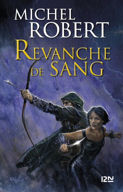 Revanche de sang de Michel Robert