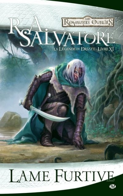 Lame Furtive de R.A. Salvatore