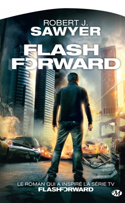 Flashforward de Robert J. Sawyer