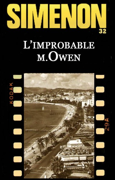 L'Improbable Monsieur Owen de Georges Simenon