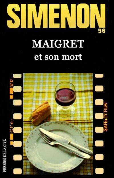 Découvrez Maigret et son mort de Georges Simenon sur NousLisons.fr