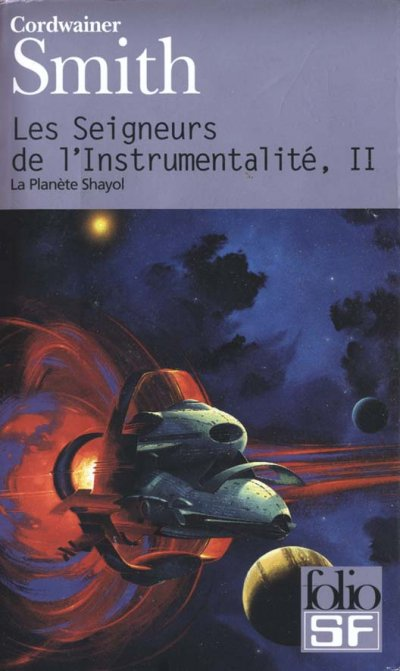 La Planète Shayol de Cordwainer Smith