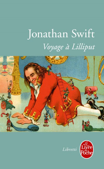 Voyage à Lilliput de Jonathan Swift