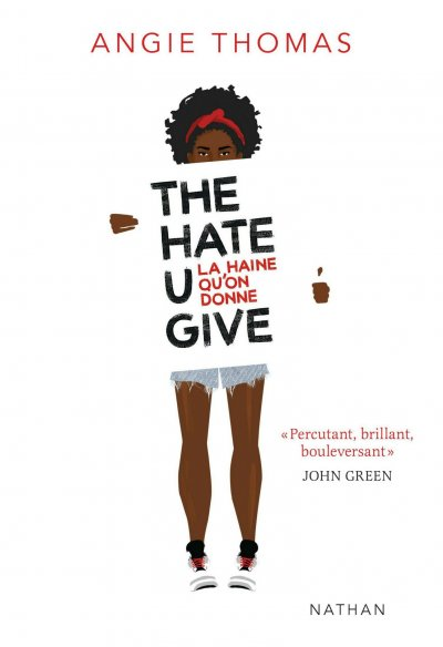 The Hate U Give de Angie Thomas