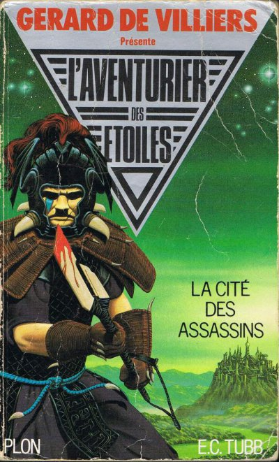 La cité des assassins de E.C. Tubb