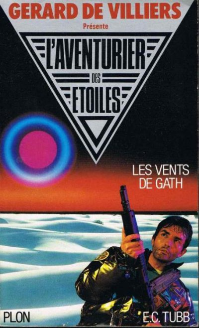 Les Vents de Gatht de E.C. Tubb