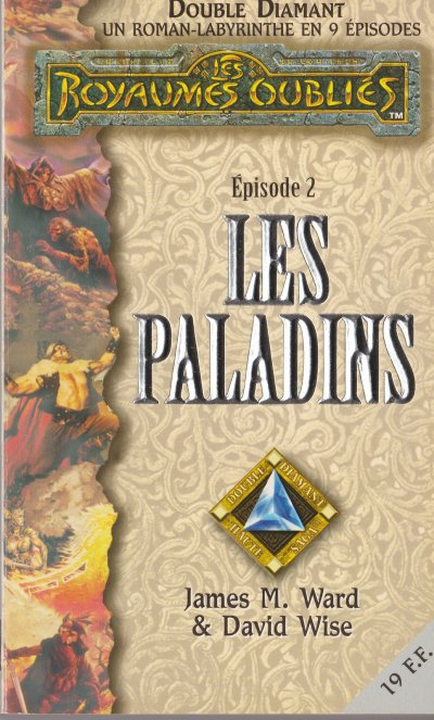 Les Paladins de James M. Ward