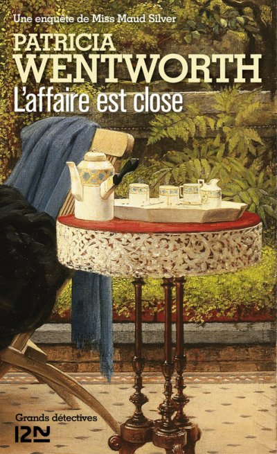 L'Affaire est close de Patricia Wentworth