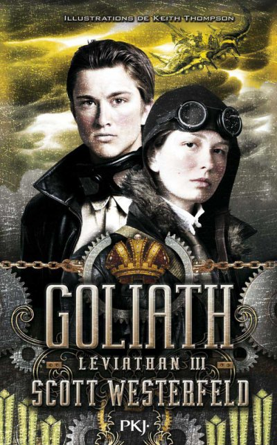 Goliath de Scott Westerfeld