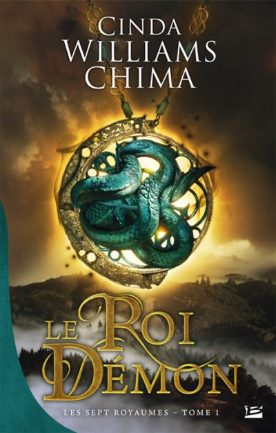 Le Roi Démon de Cinda Williams Chima