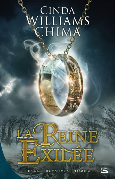 La Reine Exilée de Cinda Williams Chima